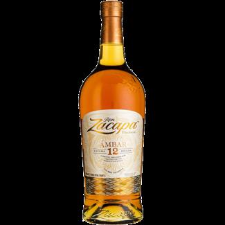 Ron Zacapa / Zentralamerika, Guatemala Centenario ÁMBAR Rum 12 Sistema Solera Reserva 1 l
