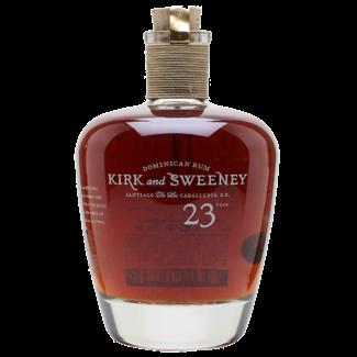 Kirk & Sweeney / Karibik, Dom. Republik Kirk & Sweeney 23 Years Old Rum 0.7 l 40% vol