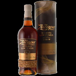 Ron Zacapa / Zentralamerika, Guatemala Centenario Reserva Limitada Rum Solera Gran Reserva 2019 in Geschenksbox 0.7 l
