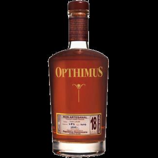 Opthimus Rum / Zentralamerika, Dominikanische Republik Opthimus 18 Años Cum Laude Rum 0.7 l 38% vol