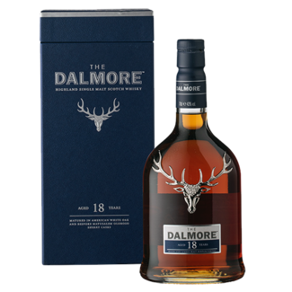 Dalmore Distillery / Schottland, Highlands The Dalmore 18 Years Old Highland Single Malt in Geschenksbox 0.7 l