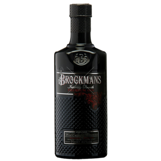 The Distillery London / England, London Brockmans Intensely Smooth Premium Gin 0.7 l 40% vol