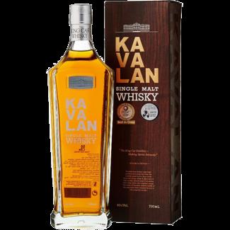 Kavalan Brennerei (Yuan Shan Distillery) / Taiwan Kavalan Single Malt Whisky GB 0.7 l  40% vol