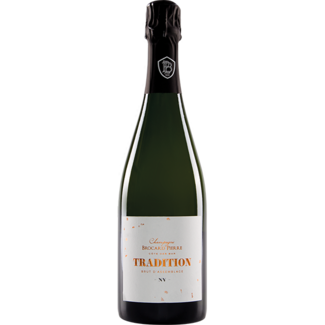 Champagne Brocard Pierre / Celles-sur-Ource, Aube Tradition Champagner Brut 0.75 l