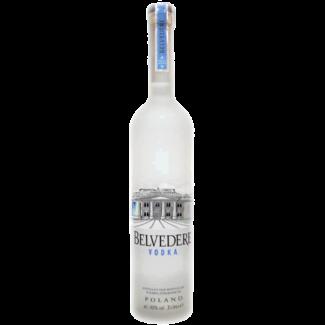 Belvedere / Polen, Mazowieckie Belvedere Vodka 3.0 l 40% vol  + LED Beleuchtung