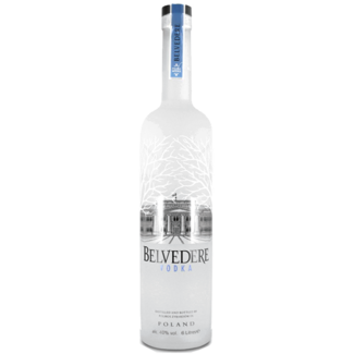 Belvedere / Polen, Mazowieckie Belvedere Vodka 6.0 l + LED Beleuchtung