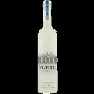 Belvedere / Polen, Mazowieckie Belvedere Vodka 1.75 l + LED Beleuchtung