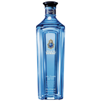 Bombay Sapphire Distillery / UK, Whitchurch Star of Bombay London Dry Gin 0.7 l 47.5% vol