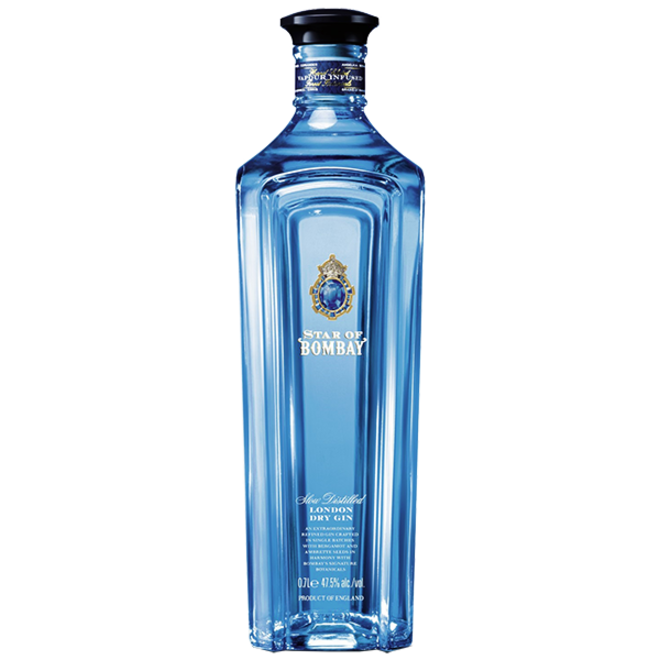 Star of Bombay London Dry Gin 0.7 l