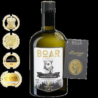 Boar Distillery / Deutschland BOAR Blackforest Premium Dry Gin 0.5 l 43% vol
