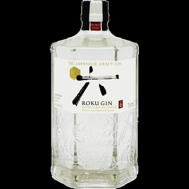 Roku Gin The Japanese Craft Gin 0.7 l