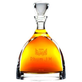 Rhum J. M /Martinique,  Macouba Carafe Cristal Rum 0.7 l  42% vol
