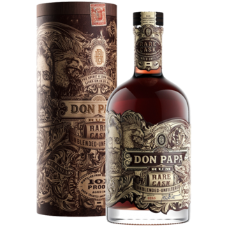 Don Papa Rum  / Philippinen, Insel Negro Don Papa Rare Cask Rum 0.7 l