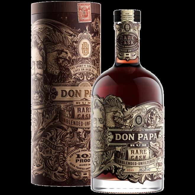 Don Papa Rare Cask Rum 0.7 l