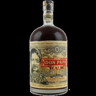 Don Papa Rum  / Philippinen, Insel Negro Don Papa Rum 4.5 l