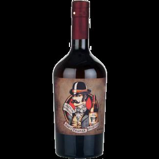 Antica Distilleria Quaglia / Italien, Piemont Del Professore Monsieur Gin 0.7 l 43.7% vol