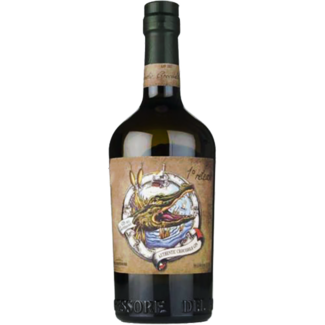 Antica Distilleria Quaglia / Italien, Piemont Del Professore Crocodile Gin 0.7 l