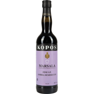 Cantine Lombardo / Sizilien, Marsala Marsala Fine I.P. KOPOS 0.75 l 17.5% vol