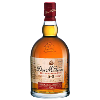 Dos Maderas / Guyana Double Aged 5 + 3 Rum 0.7 l 37.5% vol