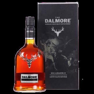 Dalmore Distillery / Schottland, Highlands The Dalmore King Alexander III Single Malt Scotch 0.7 l 40% vol