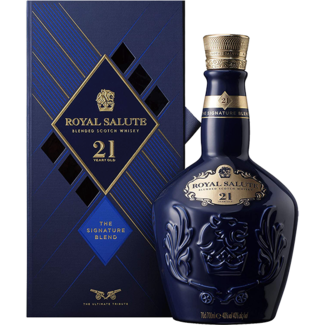 Chivas Regal Distillery / Schottland Royal Salute 21 Years Whisky GB 0.7 l 40% vol