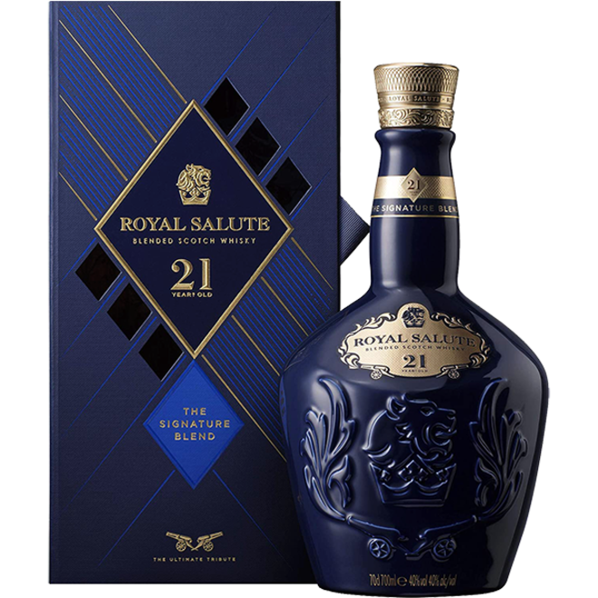 Royal Salute 21 Years Whisky in Geschenksbox 0.7 l
