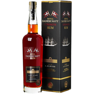 A. H. Riise / Dänemark, Dragør  Danish Navy Strength Rum 0.7 l