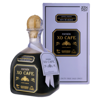 Patron Spirits / Mexiko, Jalisco Patrón XO Café Liqueur in GB 0.7 l 35% vol