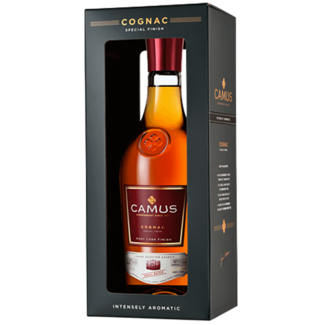 Camus / Frankreich, Cognac Port Cask Finish Cognac in Geschenksbox 0.7 l