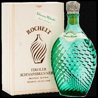 Rochelt / Österreich, Tirol Schwarzer Holunder Edelbrand 0.35 l