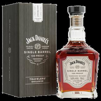 Jack Daniel's Distillery / Tennessee, Lynchburg Single Barrel 100 Proof 0.7 l