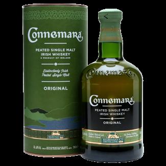 Connemara Distillery / Irland, Galway Peated Single Malt Irish Whiskey 0.7 l