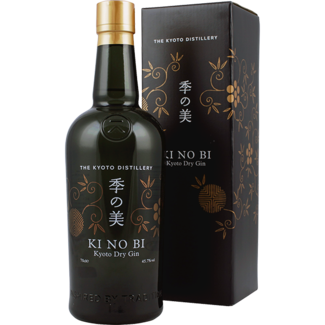 Kyoto Distillery/ Japan, Kyoto KI NO BI Kyoto Dry Gin 0.7 l 45.1% vol