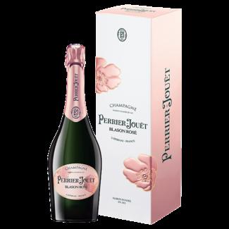 Perrier-Jouet / Champagne,  Epernay Blason Rosé in GP 0.75 l 12% vol