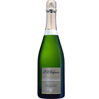 J. L. Vergnon / Frankreich, Champagne Conversation Blanc de Blancs Grand Cru Brut 0.75 l