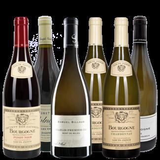 """Mehrere Produzenten / Pakete & Sets """"Tour de Bourgogne"""" - Paket"""