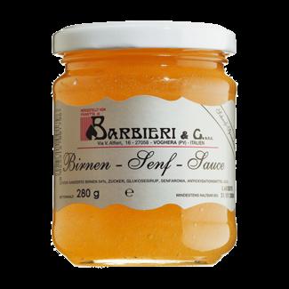 Barbieri & Co / Italien, Lombardei Salsa di Pere (280g)