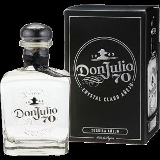 Don Julio / Mexiko, Jalisco Crystal Claro Anejo Tequila 0.7 l 35% vol