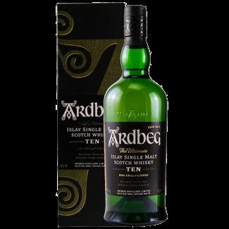 Ardbeg / Schottland, Islay 10 Years Islay Single Malt Whisky 0.7 l