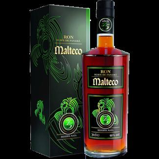 Malteco Distillery / Panama Malteco 15 YO Rum in Geschenksbox 0.7 l