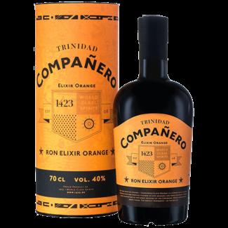 Oliver & Oliver / Zentralamerika, Dom. Republik Companero Ron Elixir Orange Rum 0.7 l 40% vol