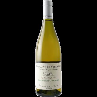 Domaine de Villaine / Burgund, Bouzeron Rully Blanc Les Saint-Jacques 2018 0.75 l