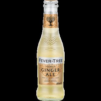 Fever-Tree / England, London Ginger Ale 24er  0.2 l
