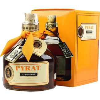 Diamond Distillery / Karibik, Anguilla Pyrat XO Reserve Rum in Geschenksbox 0.7 l 40% vol