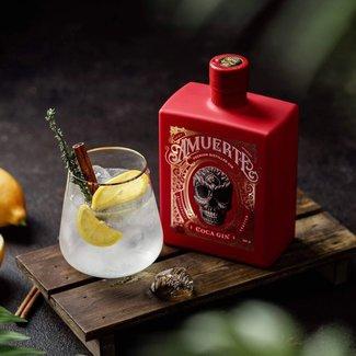 Amuerte Distillery / Belgien Coca Leaf Gin Red 0.7 l 43% vol
