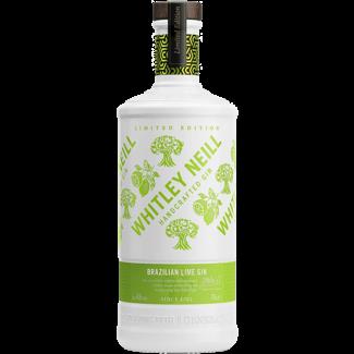 Whitley Neill / England Brazilian Lime Gin 0.7 l 43% vol