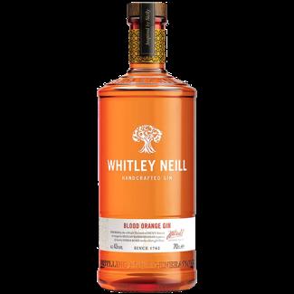 Whitley Neill / England Blood Orange Gin 0.7 l 43% vol