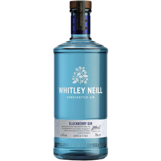 Whitley Neill / England Blackberry Gin 0.7 l 43% vol