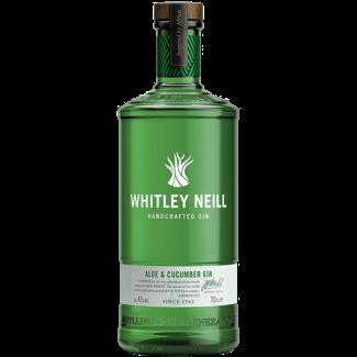 Whitley Neill / England Aloe Vera & Cucumber Gin 0.7 l 43% vol