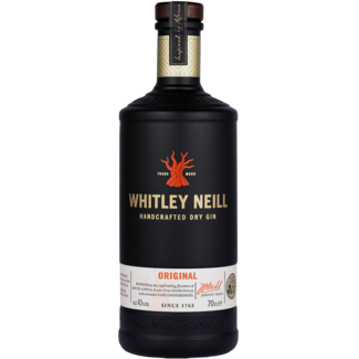 Whitley Neill / England Handcrafted Dry Gin 0.7 l
